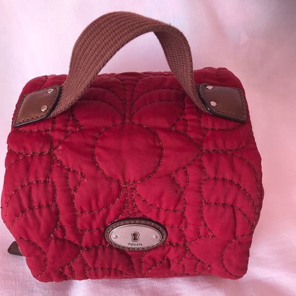 Fossil Handbags - Fossil Cosmetic Case